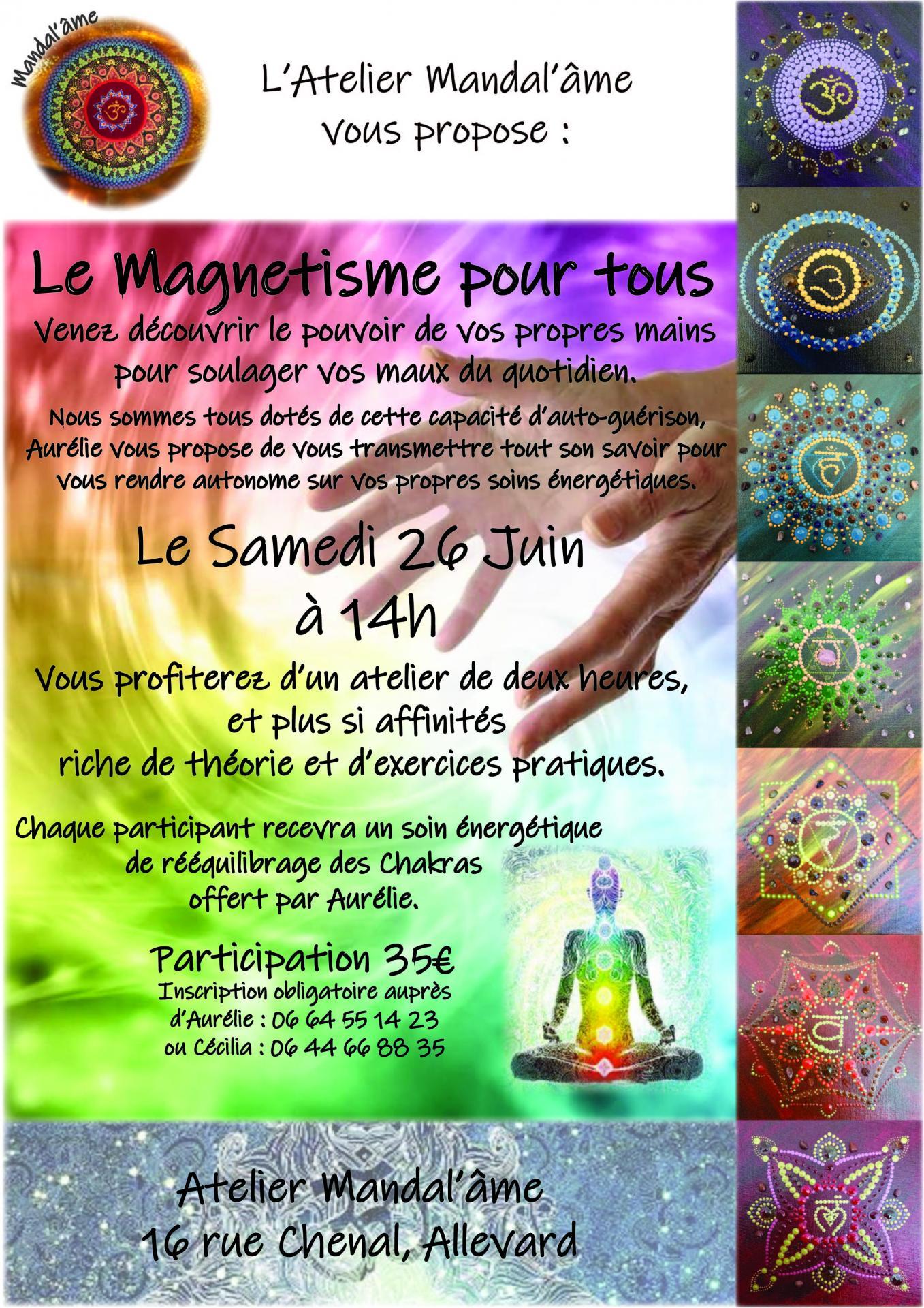 Aurelie magnetisme 07 07